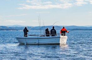 Fangsrapportering turistfiske. Foto: © Roald Hatten